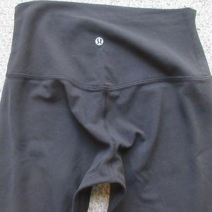 "NEW Lululemon Align Pant 28"" - Black - Sz 6"